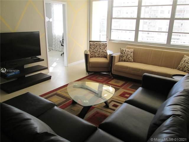 251 174th St #708, Sunny Isles Beach, FL 33160 (MLS #A10979777) :: Green Realty Properties