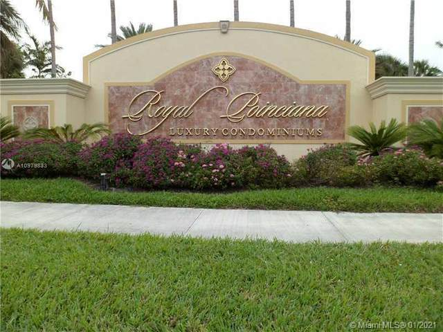 1227 SW 46th Ave #302, Pompano Beach, FL 33069 (MLS #A10979833) :: Patty Accorto Team