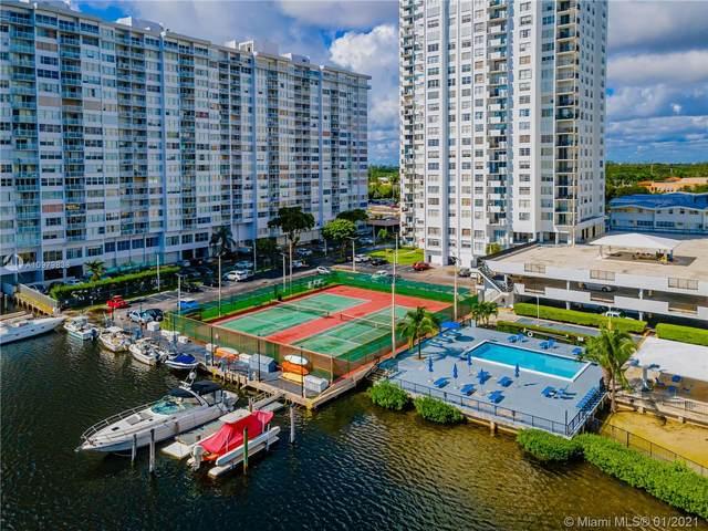 2780 NE 183rd St #101, Aventura, FL 33160 (MLS #A10979838) :: Green Realty Properties