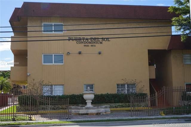 9952 SW 88th St 327-3, Kendall, FL 33176 (MLS #A10979866) :: Laurie Finkelstein Reader Team