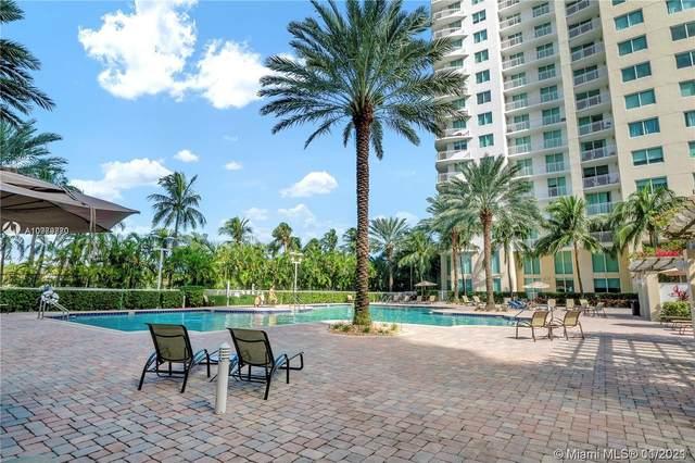 1745 E Hallandale Beach Blvd 1804W, Hallandale Beach, FL 33009 (MLS #A10979870) :: Berkshire Hathaway HomeServices EWM Realty