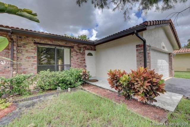 1862 NW 93 Ter, Coral Springs, FL 33071 (MLS #A10979872) :: THE BANNON GROUP at RE/MAX CONSULTANTS REALTY I