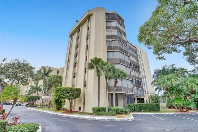 7300 Radice Ct #507, Lauderhill, FL 33319 (MLS #A10979924) :: Prestige Realty Group