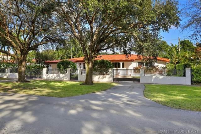 1409 Granada Blvd, Coral Gables, FL 33134 (MLS #A10979954) :: Albert Garcia Team