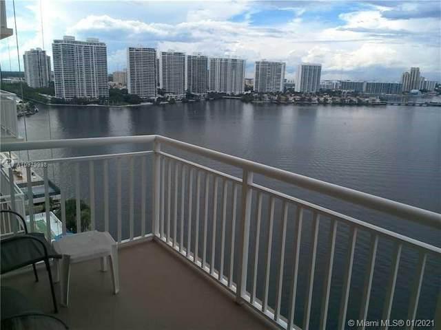251 174th St #1901, Sunny Isles Beach, FL 33160 (MLS #A10979998) :: Podium Realty Group Inc