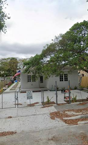 1027 NW 120th St, North Miami, FL 33168 (MLS #A10980072) :: THE BANNON GROUP at RE/MAX CONSULTANTS REALTY I