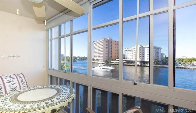 1889 S Ocean Dr #313, Hallandale Beach, FL 33009 (MLS #A10980079) :: Prestige Realty Group