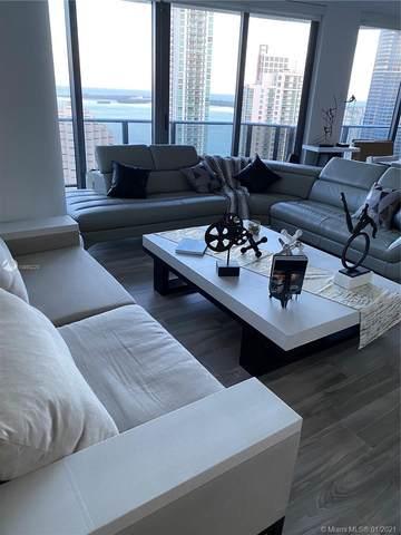 801 S Miami Ave #3805, Miami, FL 33130 (MLS #A10980220) :: Patty Accorto Team