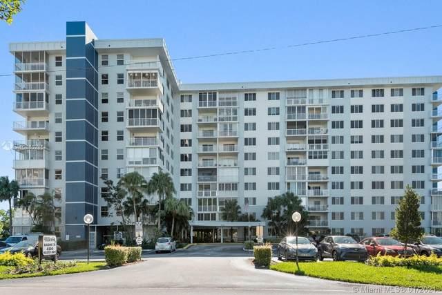 4200 Hillcrest Dr #915, Hollywood, FL 33021 (MLS #A10980285) :: Dalton Wade Real Estate Group
