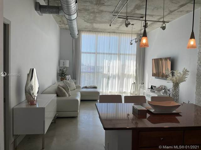 2001 Biscayne Blvd #3608, Miami, FL 33137 (MLS #A10980312) :: The Teri Arbogast Team at Keller Williams Partners SW