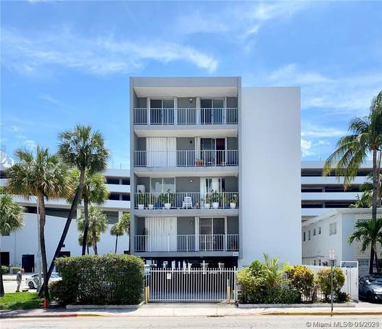 1615 West Ave #304, Miami Beach, FL 33139 (MLS #A10980417) :: KBiscayne Realty
