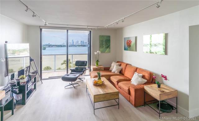 9 Island Ave #903, Miami Beach, FL 33139 (MLS #A10980445) :: Search Broward Real Estate Team