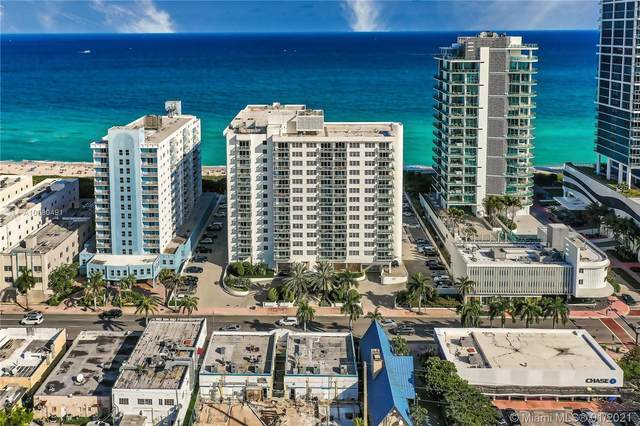 6917 Collins Ave #504, Miami Beach, FL 33141 (MLS #A10980491) :: KBiscayne Realty