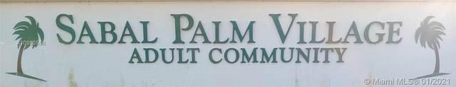 4990 E Sabal Palm Blvd #115, Tamarac, FL 33319 (MLS #A10980558) :: Podium Realty Group Inc