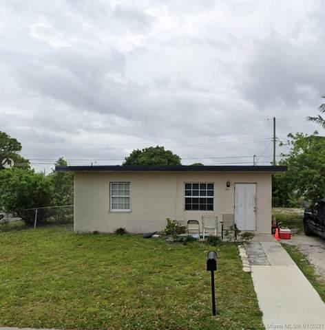 2602 NW 9th Ct, Pompano Beach, FL 33069 (MLS #A10980733) :: Castelli Real Estate Services