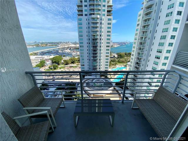 Miami, FL 33132 :: Podium Realty Group Inc