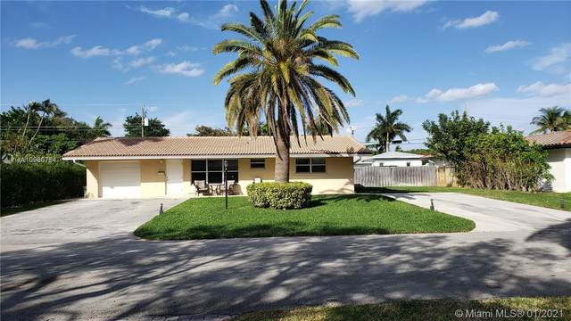 2711 NE 52nd Ct, Lighthouse Point, FL 33064 (MLS #A10980754) :: THE BANNON GROUP at RE/MAX CONSULTANTS REALTY I
