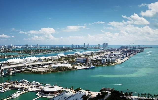244 Biscayne Blvd #3903, Miami, FL 33132 (MLS #A10980777) :: Patty Accorto Team