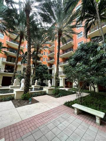 100 Andalusia Ave #304, Coral Gables, FL 33134 (MLS #A10980780) :: The Riley Smith Group