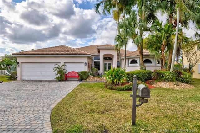 11856 NW 12th Mnr, Coral Springs, FL 33071 (MLS #A10980808) :: The Teri Arbogast Team at Keller Williams Partners SW