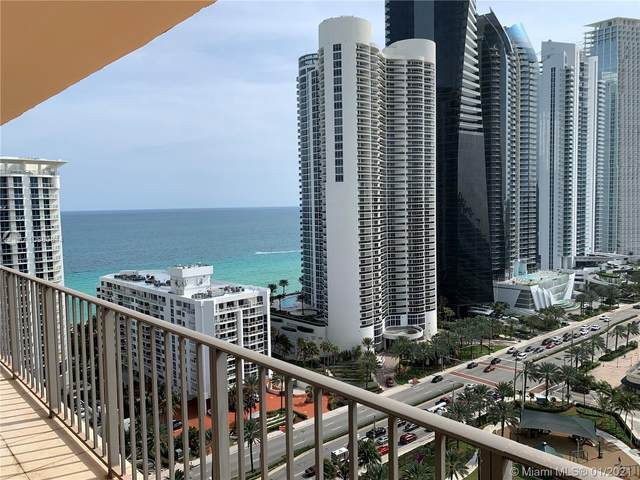 210 174th St #2403, Sunny Isles Beach, FL 33160 (MLS #A10980814) :: The Jack Coden Group