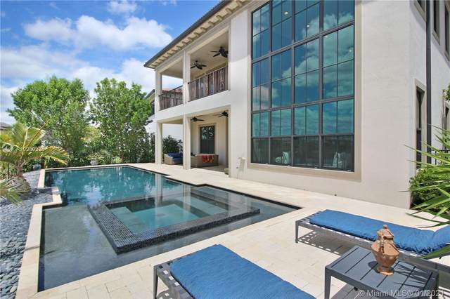 9175 Carrington Ave, Parkland, FL 33076 (MLS #A10980825) :: Miami Villa Group