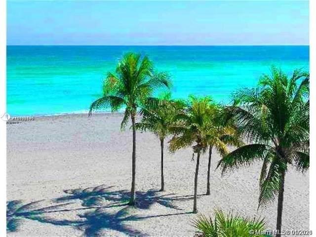 2201 S Ocean Dr #2207, Hollywood, FL 33019 (MLS #A10980840) :: Berkshire Hathaway HomeServices EWM Realty