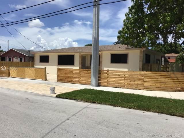 6438 NW 11th Ave, Miami, FL 33150 (#A10980870) :: Posh Properties