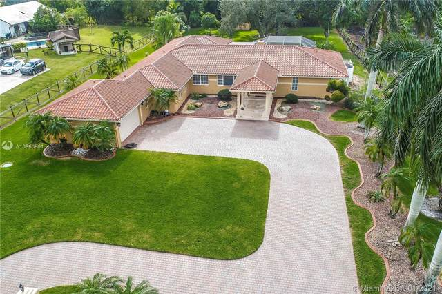 15830 SW 53rd Ct, Southwest Ranches, FL 33331 (MLS #A10980901) :: Patty Accorto Team
