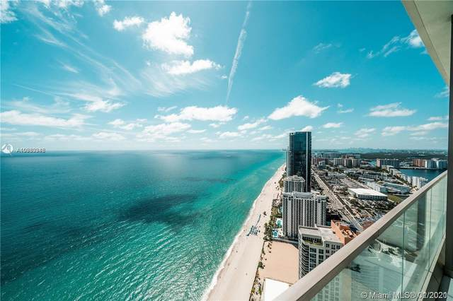18975 Collins Ave #3802, Sunny Isles Beach, FL 33160 (MLS #A10980946) :: KBiscayne Realty