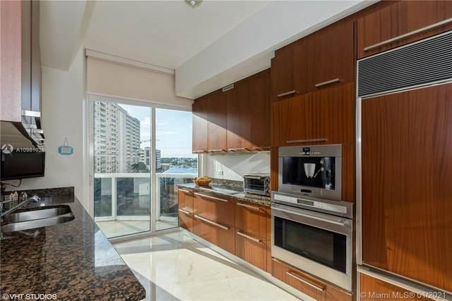 16001 Collins Ave #405, Sunny Isles Beach, FL 33160 (MLS #A10981026) :: The Teri Arbogast Team at Keller Williams Partners SW