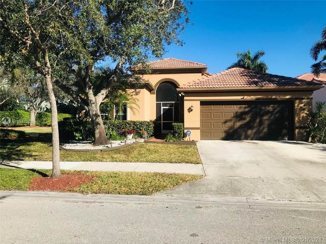 660 Carrington Dr, Weston, FL 33326 (MLS #A10981038) :: The Howland Group