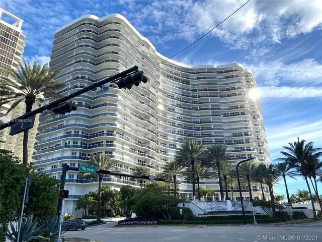 9601 Collins Ave #402, Bal Harbour, FL 33154 (MLS #A10981094) :: Green Realty Properties