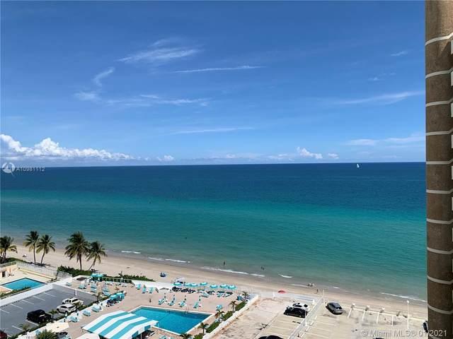 3180 S Ocean Dr #1203, Hallandale Beach, FL 33009 (MLS #A10981112) :: Podium Realty Group Inc