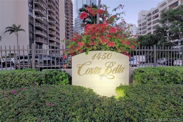 1450 Brickell Bay Dr #303, Miami, FL 33131 (MLS #A10981121) :: Castelli Real Estate Services