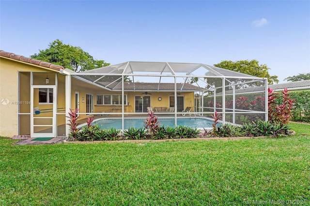 11060 NW 43rd Ct, Coral Springs, FL 33065 (MLS #A10981194) :: Albert Garcia Team