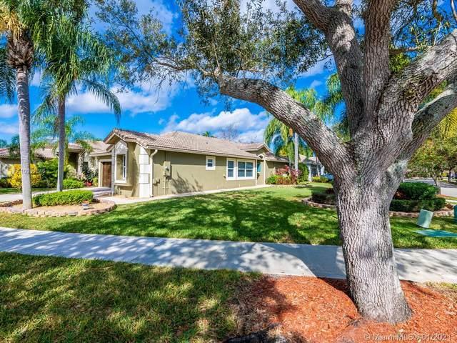 16505 Sapphire St, Weston, FL 33331 (MLS #A10981245) :: Berkshire Hathaway HomeServices EWM Realty