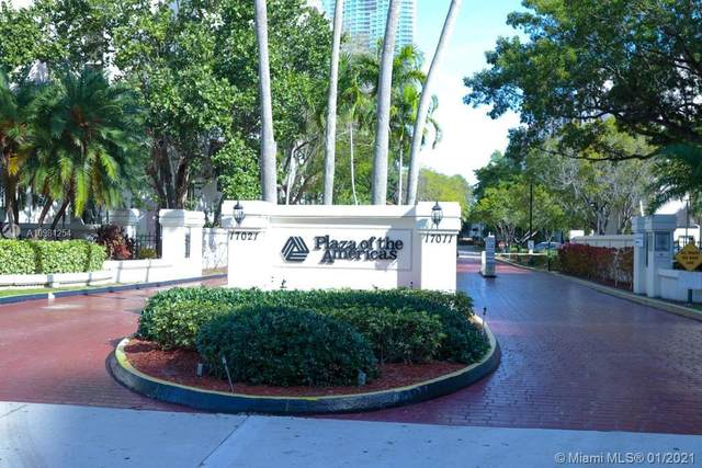 17021 N Bay Rd #603, Sunny Isles Beach, FL 33160 (MLS #A10981254) :: Equity Realty