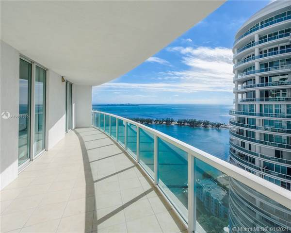 2101 Brickell Ave #3206, Miami, FL 33129 (MLS #A10981335) :: Albert Garcia Team