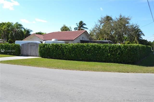 6400 SW 122nd Ave, Miami, FL 33183 (MLS #A10981340) :: Albert Garcia Team
