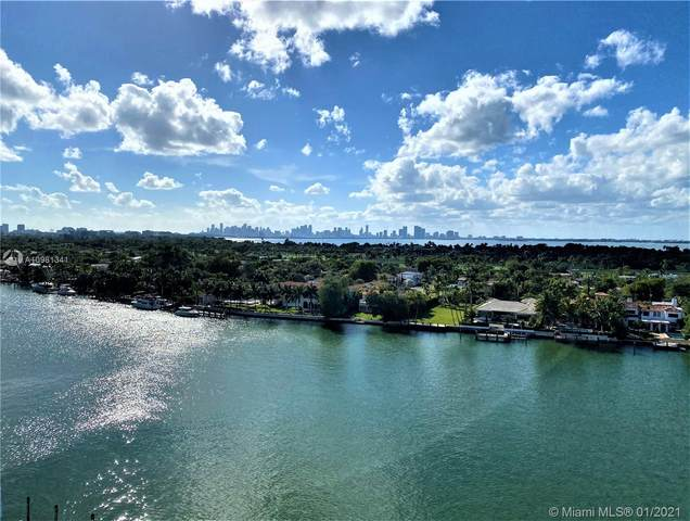 5880 Collins Ave #1203, Miami Beach, FL 33140 (MLS #A10981341) :: Patty Accorto Team