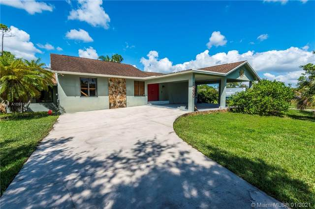 24400 SW 123rd Ave, Homestead, FL 33032 (MLS #A10981371) :: Search Broward Real Estate Team