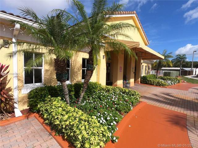 1483 SE 24th Ct #242, Homestead, FL 33035 (MLS #A10981378) :: Green Realty Properties