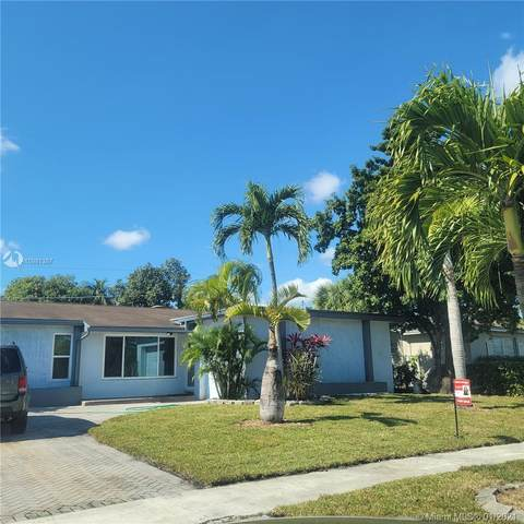 2141 NW 82nd Ter, Sunrise, FL 33322 (MLS #A10981387) :: THE BANNON GROUP at RE/MAX CONSULTANTS REALTY I