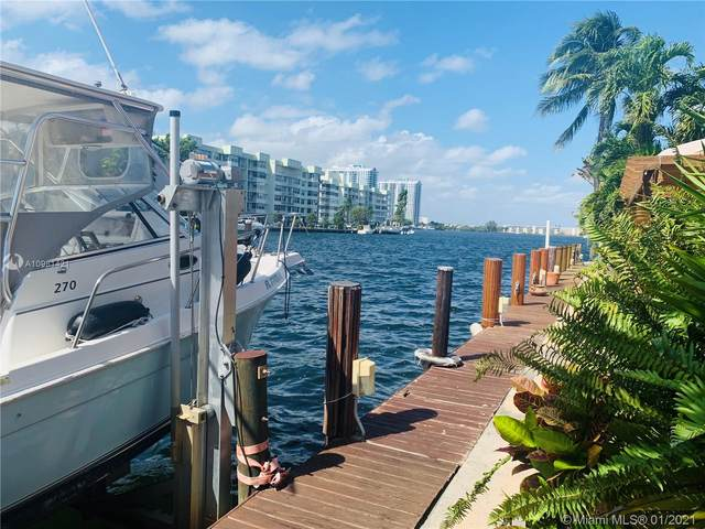 16494 NE 27th Pl #32, North Miami Beach, FL 33160 (MLS #A10981421) :: Search Broward Real Estate Team