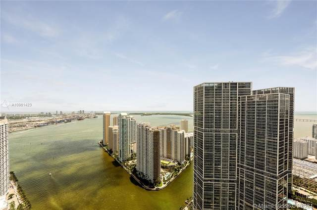 200 Biscayne Boulevard Way #5103, Miami, FL 33131 (MLS #A10981423) :: Green Realty Properties