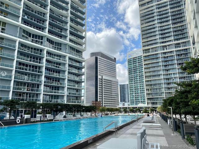 465 Brickell Ave #4106, Miami, FL 33131 (MLS #A10981428) :: Green Realty Properties