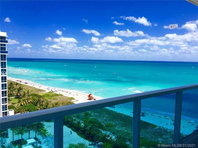 2301 Collins Ave #1511, Miami Beach, FL 33139 (MLS #A10981433) :: Patty Accorto Team