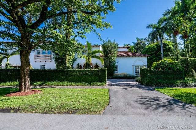 2601 Granada Blvd, Coral Gables, FL 33134 (MLS #A10981441) :: Carole Smith Real Estate Team