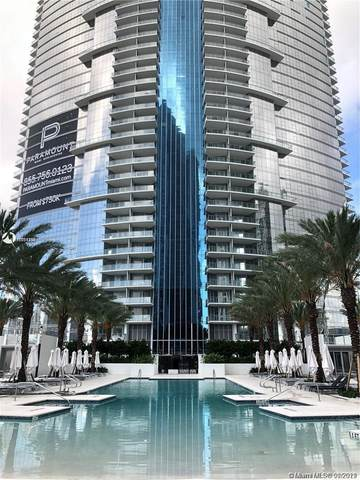 851 NE 1st Ave #2700, Miami, FL 33132 (MLS #A10981458) :: The Teri Arbogast Team at Keller Williams Partners SW